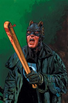 The Authority: The Magnificent Kevin #5 cover by Glenn Fabry