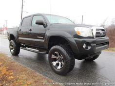 2009 Toyota Tacoma SR5 TRD V6 Fully Loaded Offroad 4X4 Double Cab