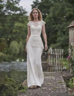 Rachel Ash Bridal Wear carry a large and varied collection of Stephanie Allin wedding dresses. We are proud to be the leading Stephanie Allin stockist in Warwickshire. Book an appointment at our boutique to try on these beautiful dresses. Wedding Dresses For Sale, Wedding Dress Sizes, Boho Wedding Dress, Rue Saint Honoré, Crepe Skirts, Tulle Skirts, Lace Peplum, Peplum Dress, Bustier