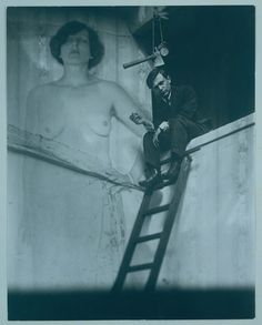 "© Man Ray Portrait of Tristan Tzara, c. To Make a Dadaist Poem ""In late the Dadaist writer Tristan Tzara wrote ""dada manifesto on feeble love and bitter love,"" which included. Tristan Tzara, Lee Miller, Man Ray Photographie, Arte Yin Yang, Portrait Photographers, Portraits, Famous Photographers, Hans Richter, Kurt Schwitters"