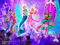 Barbie et la magie des perles (Barbie: The Pearl Princess) ©