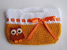 Little Owl, Little Girls, Fall Owl, Owl Purse, White Purses, Girl Falling, Fall Wardrobe, Grosgrain Ribbon, Owls