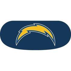 San Diego Chargers NFL Eyeblack Strips (6 Each)