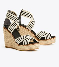 4b0afa48593 Visit Tory Burch to shop for Frieda Espadrille Sandal and more Womens The  Essentials. Find designer shoes