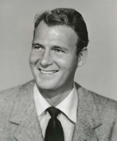 "Charles Drake (October 2, 1917 – September 10, 1994) versatile actor who often played second lead or other dependable ""nice guy"" roles in films of the 40s and 50s. Among his motion pictures were ""Air Force"" 1943, ""You Came Along"" 1945, ""Winchester '73"" 1950, ""Gunsmoke"" 1953, ""The Glenn Miller Story"" 1954, ""To Hell and Back"" 1955, ""Back Street"" 1961, and ""The Arrangement"" 1969."
