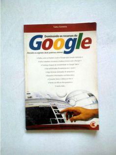 Doação de 1 Livro Dominando os Segredos do Google - #livro #google #doacao #gratis
