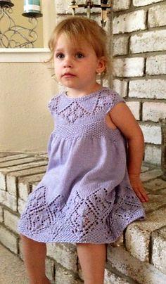Lizzy Dress by Taiga Hilliard Designs $6.50