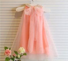 Girl's dresses summer style children's dress fashion baby girls Pure color pearl collar Tutu Princess Dress for kids clothing Fashion Kids, Little Girl Fashion, Womens Fashion, Toddler Girl Dresses, Little Girl Dresses, Girls Dresses, Summer Dresses, Princess Dress Kids, Princess Girl