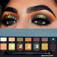 Gorgeous Makeup: Tips and Tricks With Eye Makeup and Eyeshadow – Makeup Design Ideas Blue Eye Makeup, Eye Makeup Tips, Makeup Goals, Skin Makeup, Beauty Makeup, Makeup Ideas, Makeup Art, Makeup Products, Makeup Hacks