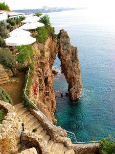 Antalya – Plan trip to a cute city on the Mediterranean coast of southwestern Turkey
