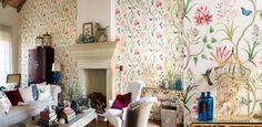 Бабочки, птички, цветочки на стенах - уютно и позитивно всегда!