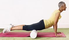 4 Foam Roller Exercises To Relieve Pain In 10 Minutes  http://www.prevention.com/fitness/strength-training/foam-roller-strengthen-muscles-and-relieve-pain