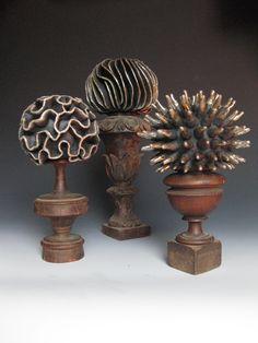 Rita Miranda ceramic + wood