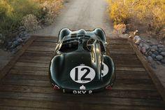 Jaguar D-Type Works Racer Is A Cornerstone in Jaguar's Racing Heritage