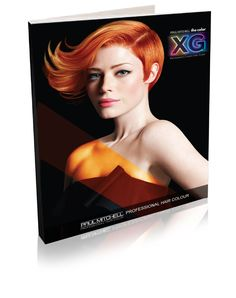 Paul Mitchell the color XC Swatch Book.