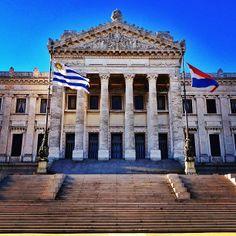 Palacio Legislativo en Montevideo, Montevideo
