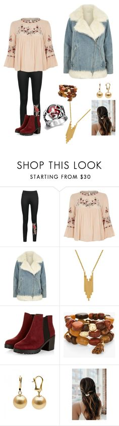 """Isis #1"" by lucia-valle-sanchez on Polyvore featuring River Island, Lord & Taylor and Chico's"