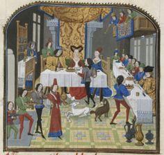 La vie des seigneurs au Moyen Âge - francetv éducation