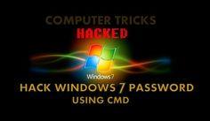 hack win7 password -techews.com