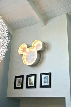 Mickey light