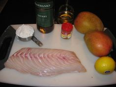Mango Curry Snapper - Spearboard.com - The World's Largest Spearfishing Diving Boating Social Media Forum
