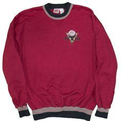 1552f52c9dd Vintage Baggy 90 s Nike Tour Men s Sweatshirt Vintage Medium 80 20 Cotton  Blend