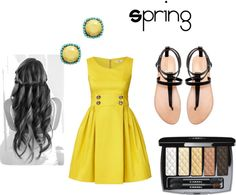 """""""Spring"""" by musicismylife1297 on Polyvore"""