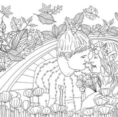 """Coloring pages 365 marital sex ~ 1000+ images about """"Loving Couple"""" Book and Pages on ..."""
