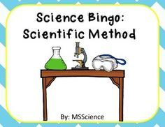 Science Bingo: Scientific MethodScience Bingo is a wonderful way to engage your students in a fun review of their vocabulary terms! Included in this file:Suggested Use: Explains how I like to use the cards in my classroom. Bingo Calling Cards: 25 vocabulary words with their definitions on a task card.Bingo Calling Sheet: This sheet lists the words in case you dont want to call out the definitions. 26 Pre-Made Bingo Boards: Ready to print (and laminate) with the words arranged in random…