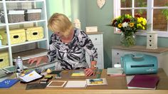 Crafting My Style with Sue Wilson - Serenity Scene For Creative Expressions
