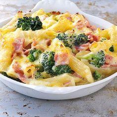 Brokkoli-Schinken-Gratin Rezept   Küchengötter
