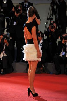 La actriz belga Cecile De France.