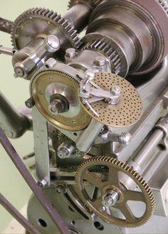 Unknown Miniature Precision Lathe