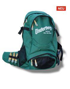 Original Underberg Backpack - Underberg natural herbal digestif