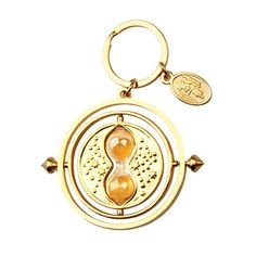 Time-Turner Spinner Keychain!! i want it!!
