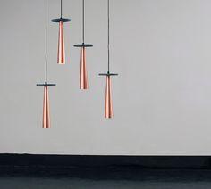olga bielawska 2 Pendant Lamp, Industrial Design, Wind Chimes, Lightning, Print Design, 3d Printing, Outdoor Decor, Lighting Ideas, Club