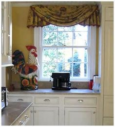 tuscan window treatment FOR KITCHEN - Searchya - Search Results Yahoo Image Search Results