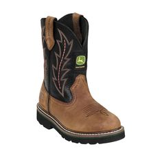 John Deere® Youth Wellington Boots