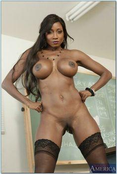 Ebony Porn mannen