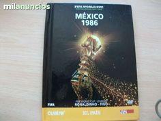 Vendo DVD Collection 1930-2006 del mundial de México 1986. Ronaldinho-Figo. (Cuatro y As) Además tengo el de Suiza 1954, Argentina 78 y el que tiene los mundiales del 30 al 50. Anuncio y más fotos aquí: http://www.milanuncios.com/peliculas-en-dvd/dvd-oficial-de-la-fifa-mexico-1986-127656068.htm