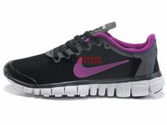 huge selection of 3fe32 06497  Nike-Free-3-0-Womens-Pink-Black-.