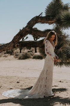 The Stunning New Wedding Dress Collection From Daughters of Simone | Dawn Of A New Age on FESTIVAL BRIDES blog