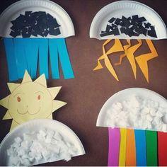 عمل فني#لوحدة_الماء مقتبس من حساب @citralestari_np . #kindergarten_اعمال_فنيه #kindergarten_وحدة_الماء