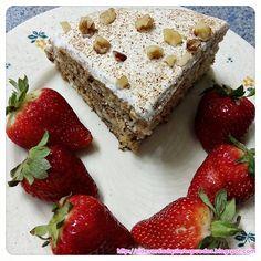 SI DE VERDAD QUIERES... ¡PUEDES!: CARROT CAKE FITNESS