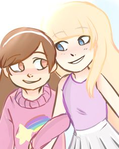 Mabel and Pacifica