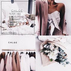 CHLOÉ #vtfree - This is a super pretty minimalistic filter with a pink tone. Looks good on photos with white, black, pinks, tans and neutrals. Would look amazing for a theme! - Like my two recents on my personal @sinead.mcbrien :) - - #Vsco #vscofilter #vscofilters #vscocam #vscocamfilters #themes #feed #theming #photography #filter #filters