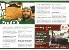 interview with Hynek Šnajdar for magasin Trutnovinky, August 2013, 1st part * rozhovor s Hynkem Šnajdarem pro magazín Trutnovinky, srpnové vydání 2013, 1. část