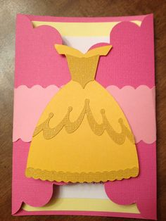 Beauty and the Beast Invitations - Belle Invitations