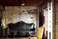Dirty chic Interiors: Just when past meets present, Imperfection becomes chic