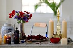 Aromaterapia con hierbas